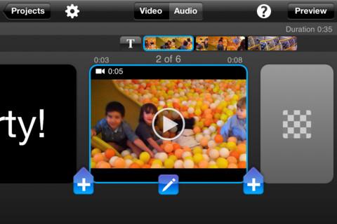 Splice App Screenshot
