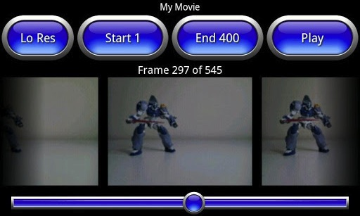 Clayframe App Screenshot