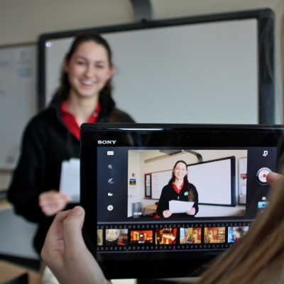 Education and online hosted video