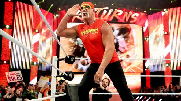 Hulk Hogan for WWE
