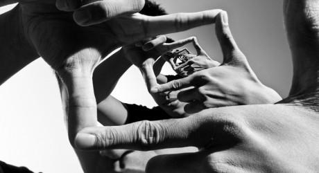 Hands framing