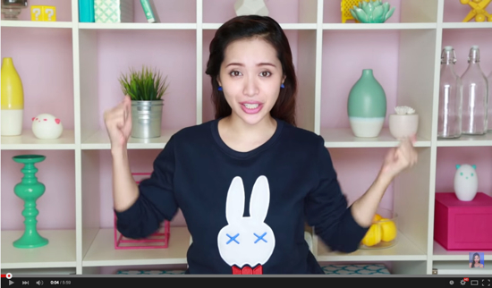 Video Marketing Lessons from Michelle Phan and other Stars