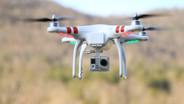 Phantom Drone with GoPro