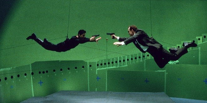 Special Effects from the Matrix