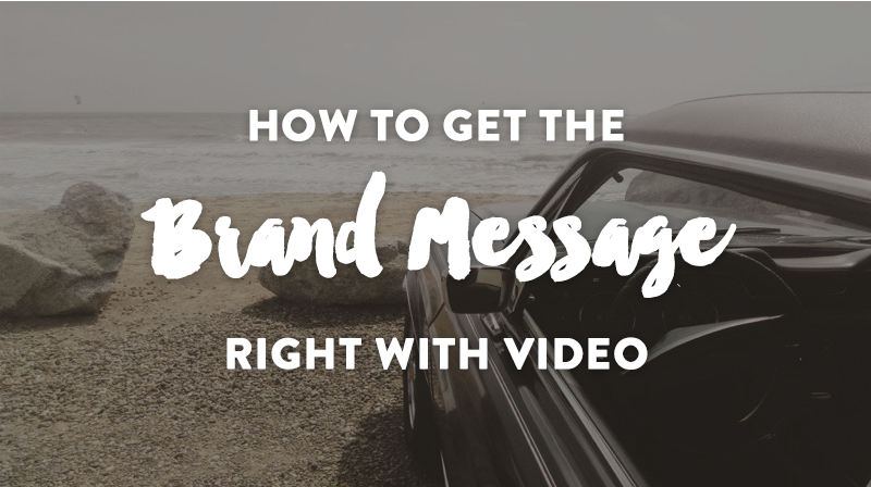 Branding in Video